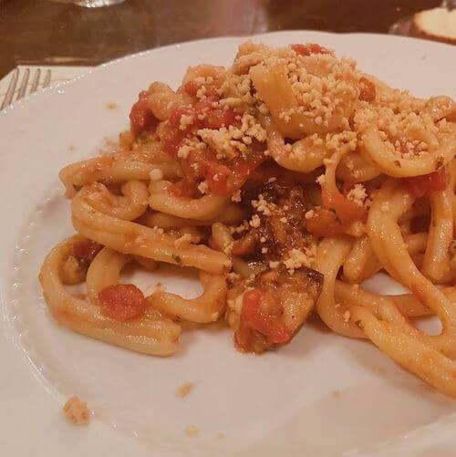 義大利特拉帕尼 Trapani (西西里語 Tràpani) 必吃 - Ai Lumi Tavernetta