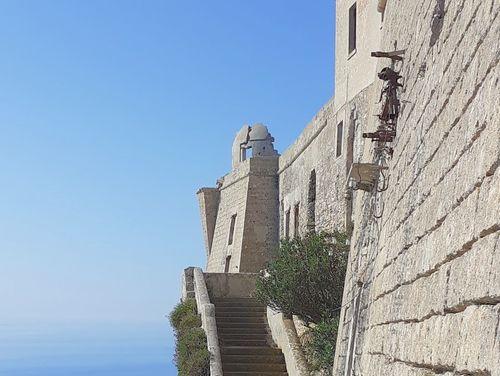 義大利法維尼亞納島 Isola di Favignana (西西里語 Faugnana) 必玩 -Castello di Santa Caterina 聖卡特琳娜城堡
