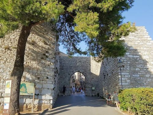 義大利埃里切 Erice (西西里語 Èrici) 必玩 - Porta Trapani 特拉帕尼門 (入城門)