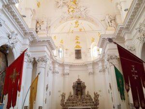 義大利諾托 Noto (西西里語 Notu) 必玩 - Chiesa di Montevergine 蒙特沃金教堂