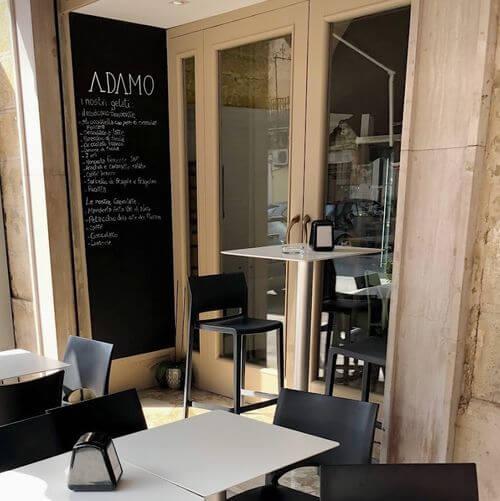 義大利莫迪卡 = 莫迪克 Modica (西西里語 Muòrica)必吃 - Caffè Adamo