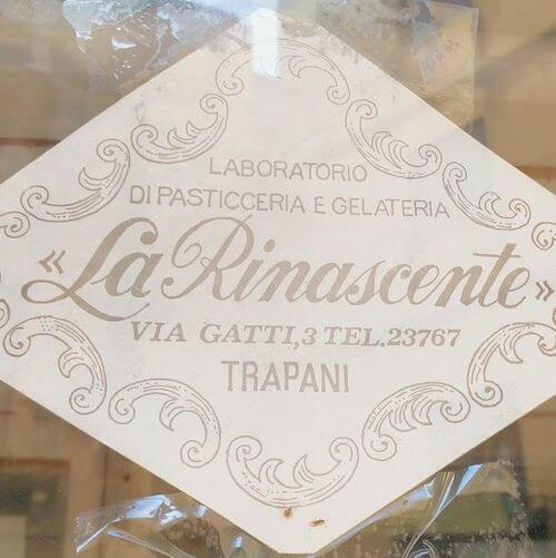 義大利特拉帕尼 Trapani (西西里語 Tràpani) 必吃 - Pasticceria La Rinascente Di Costadura G. & C. Sas