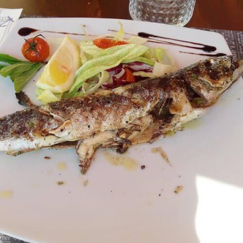 義大利馬薩拉 Marsala (西西里語 Maissala) 必吃 -La Marinara