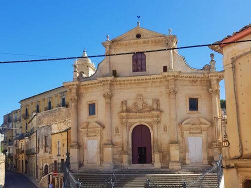 義大利拉古薩 Ragusa (西西里語 Rausa)必玩 - Chiesa Anime Sante del Purgatorio 煉獄教堂