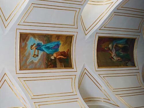 義大利莫迪卡 = 莫迪克 Modica (西西里語 Muòrica)必玩 - Basilica Santuario Madonna delle Grazie 麥當娜·德爾·格拉齊聖所