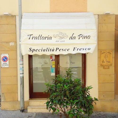 義大利馬薩拉 Marsala (西西里語 Maissala) 必吃 -Antica Trattoria da Pino