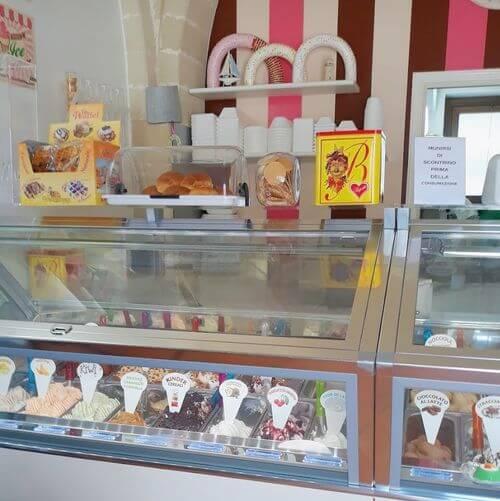 義大利法維尼亞納島 Isola di Favignana (西西里語 Faugnana) 必吃 -Gelateria Mama's Ice Cream
