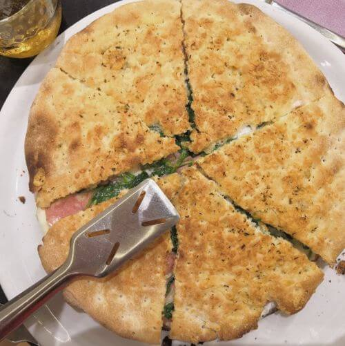 義大利拉古薩 Ragusa (西西里語 Rausa)必吃 - Konza Ristorante Pizzoleria