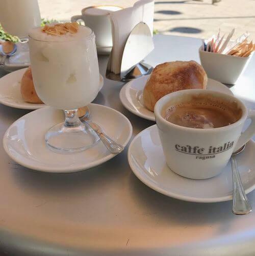 義大利拉古薩 Ragusa (西西里語 Rausa)必吃 - Caffé Italia