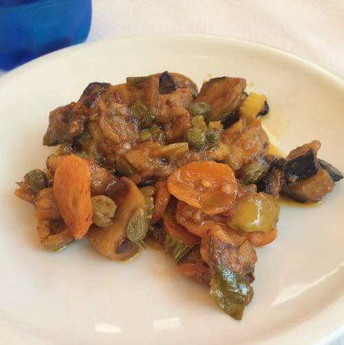 義大利拉古薩 Ragusa (西西里語 Rausa)必吃 - Trattoria La Bettola