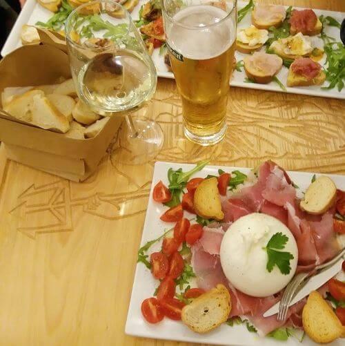 義大利特拉帕尼 Trapani (西西里語 Tràpani) 必吃 - Nettuno Lounge Bar