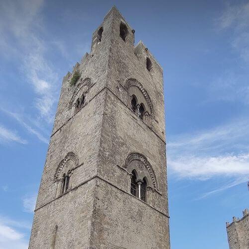 義大利埃里切 Erice (西西里語 Èrici) 必玩 - Duomo di Erice 埃里切大教堂