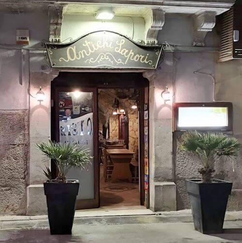 義大利特拉帕尼 Trapani (西西里語 Tràpani) 必吃 - Ristorante Antichi Sapori