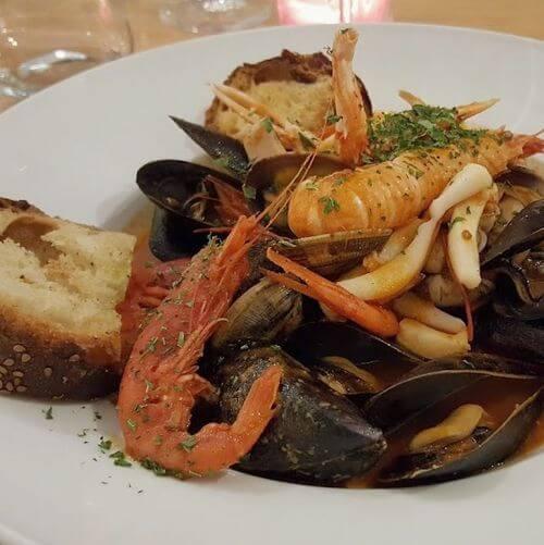 義大利馬薩拉 Marsala (西西里語 Maissala) 必吃 -Osteria Siciliando