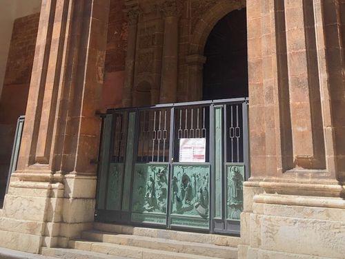 義大利特拉帕尼 Trapani (西西里語 Tràpani) 必玩 - Cattedrale di San Lorenzo = Duomo di Trapani 特拉帕尼主教座堂