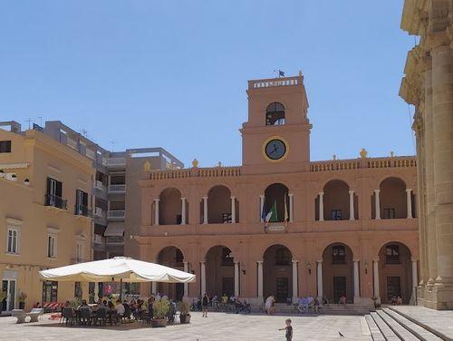 義大利馬薩拉 Marsala (西西里語 Maissala) 必玩 - Palazzo VII Aprile 七月四日宮