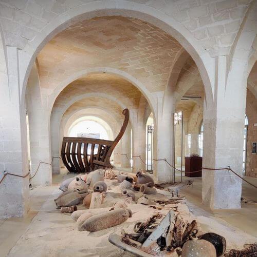 義大利法維尼亞納島 Isola di Favignana (西西里語 Faugnana) 必玩 - Ex Stabilimento Florio delle Tonnare di Favignana e Formica 金槍魚捕撈博物館