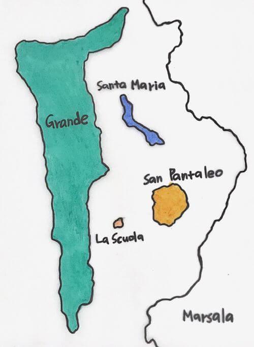 義大利馬薩拉 Marsala (西西里語 Maissala) 必玩 - Isole delle Stagnone 瀉湖群島 (鹽塘海洋保護區)