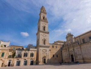 """義大利萊切 = 萊可仕 = 雷契 Lecce 必玩 - Duomo di Lecce - Cattedrale """"Maria Santissima Assunta"""" 萊切主教座堂 = 萊切大教堂"""