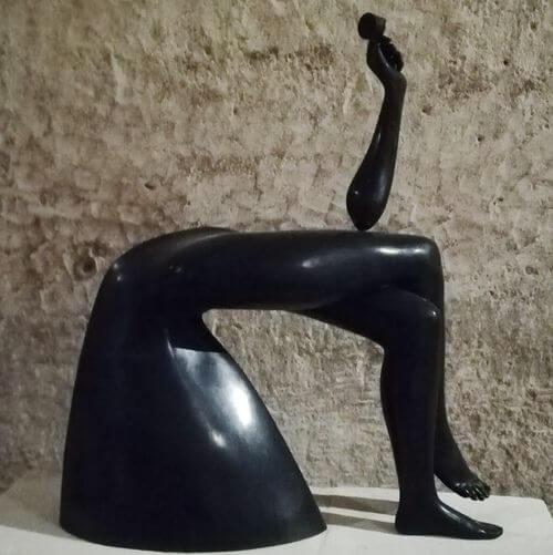 義大利馬泰拉 Matera必玩 -MUSMA - Museo della Scultura Contemporanea 當代雕塑美術館