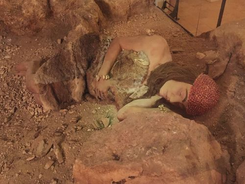 義大利奧斯圖尼 Ostuni (巴里方言 Ostune)必玩 - Museo di Civiltà Preclassiche della Murgia Meridionale 南穆爾加古古典文明博物館