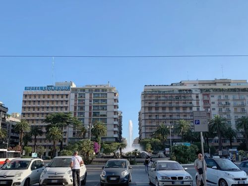 義大利巴里 Bari (巴里方言 Bare) - Stazione di Bari Centrale 巴里中央車站