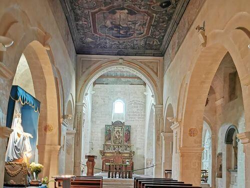 義大利馬泰拉 Matera必玩 -Chiesa di San Pietro Caveoso 聖彼得羅‧卡韋索教堂