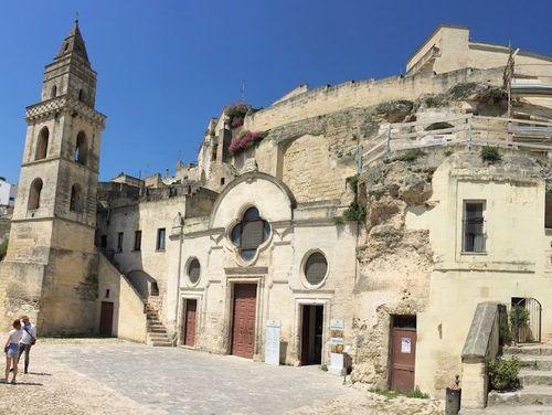 義大利馬泰拉 Matera必玩 -Chiesa di San Pietro Barisano 聖彼得羅‧巴里薩諾教堂
