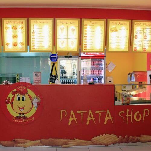 義大利馬泰拉 Matera必吃 -Patata Shop