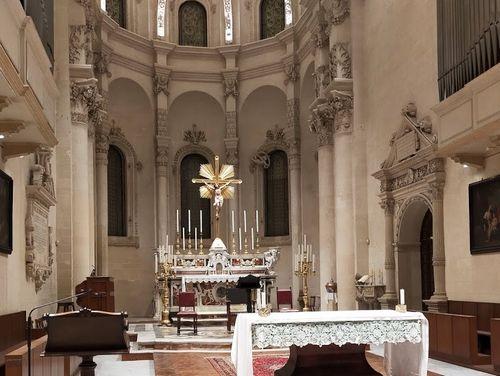 義大利萊切 = 萊可仕 = 雷契 Lecce 必玩 - Basilica di Santa Croce 聖十字聖殿