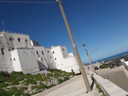 義大利奧斯圖尼 Ostuni (巴里方言 Ostune)必玩 - Porta San Demetrio 聖德米特里門
