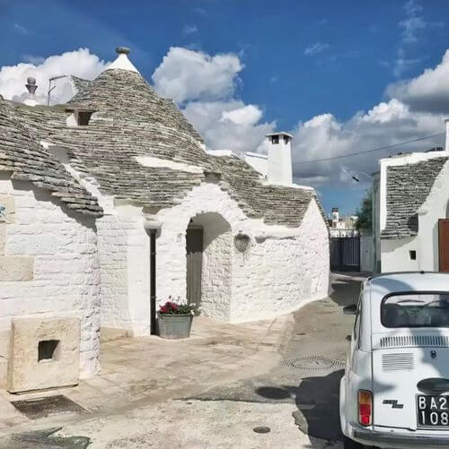 義大利阿爾貝羅貝洛 Alberobello (巴里方言 Ajarubbédde)必玩