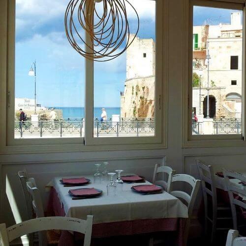 義大利波利尼亞諾·阿·馬雷 Polignano a Mare (巴里方言 Peghegnéne a Mare)必吃 - Al Buco Preferito Tranquillage