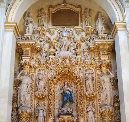 義大利萊切 = 萊可仕 = 雷契 Lecce 必玩 - Chiesa di San Matteo 聖瑪竇堂 = 聖瑪特奧教堂