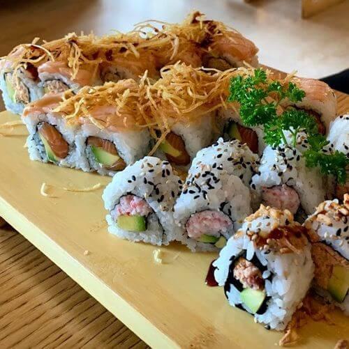 義大利巴里 Bari (巴里方言 Bare) 必吃 - Sushi Xuan Bari