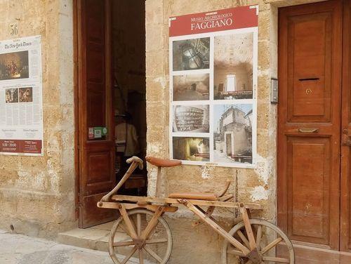 義大利萊切 = 萊可仕 = 雷契 Lecce 必玩 - Museo Faggiano 法賈諾博物館 = 法吉亞諾博物館