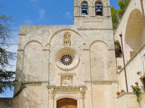 義大利馬泰拉 Matera必玩 -Santuario di Santa Maria della Palomba 聖瑪麗亞·德拉·帕隆巴聖所