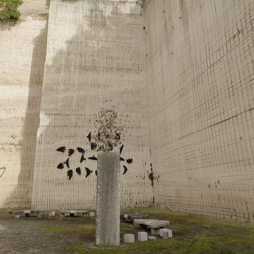 義大利馬泰拉 Matera必玩 -Parco Scultura La Palomba 拉·帕隆巴雕塑公園