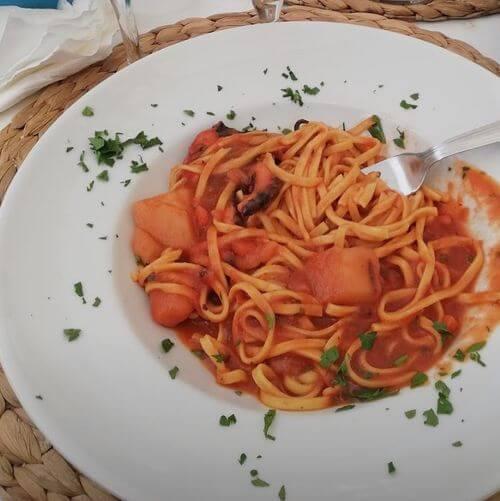 義大利波利尼亞諾·阿·馬雷 Polignano a Mare (巴里方言 Peghegnéne a Mare)必吃 - Pizzeria Bella Mbriana Polignano
