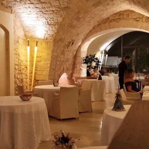 義大利奧斯圖尼 Ostuni (巴里方言 Ostune)必吃 - Cielo Restaurant