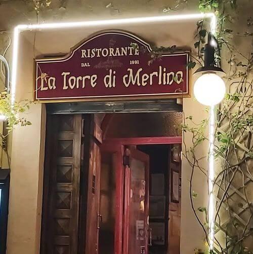 義大利萊切 = 萊可仕 = 雷契 Lecce 必吃 - La Torre di Merlino