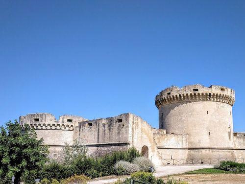 義大利馬泰拉 Matera必玩 -Castello Tramontano 特拉蒙塔諾城堡