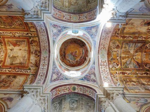 義大利萊切 = 萊可仕 = 雷契 Lecce 必玩 - Chiesa dei Santi Niccolò e Cataldo 聖徒尼科洛和卡塔爾多教堂