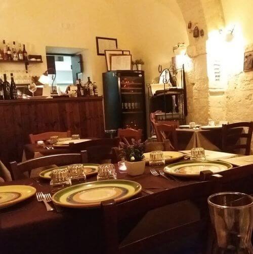 義大利巴里 Bari (巴里方言 Bare) 必吃 - Osteria Le Arpie