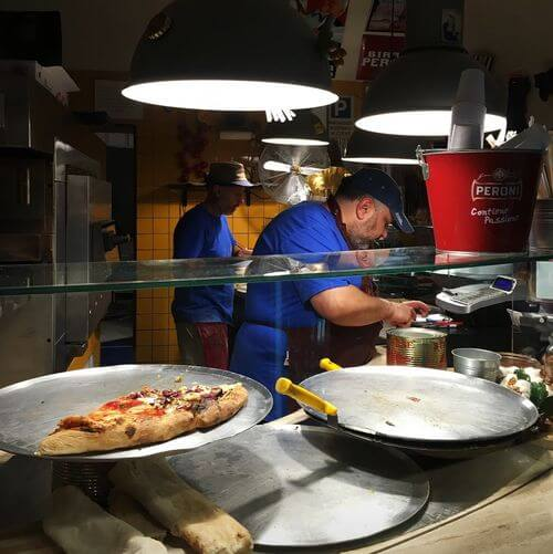 義大利萊切 = 萊可仕 = 雷契 Lecce 必吃 - Pizza & Co.