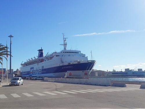 義大利巴里 Bari (巴里方言 Bare) 必玩 - Porto di Bari 巴里碼頭