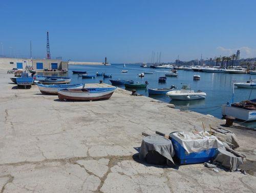 義大利巴里 Bari (巴里方言 Bare) 必玩 - Porto di Vecchio 舊碼頭