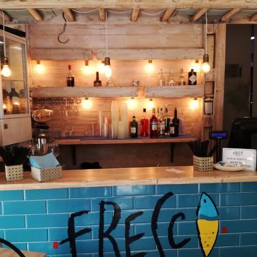 義大利萊切 = 萊可仕 = 雷契 Lecce 必吃 - Fresco Fish Bar