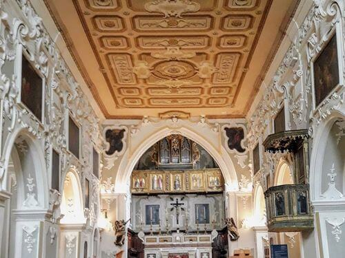義大利馬泰拉 Matera必玩 -Chiesa di San Francesco d'Assisi 聖弗朗切斯科·達西西教堂