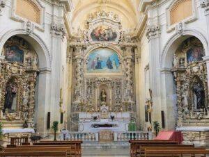 義大利萊切 = 萊可仕 = 雷契 Lecce 必玩 - Chiesa di Santa Chiara 聖嘉勒教堂 = 聖基亞教堂